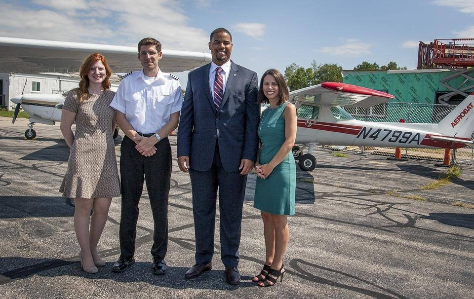 Southbridge High students get flight credits